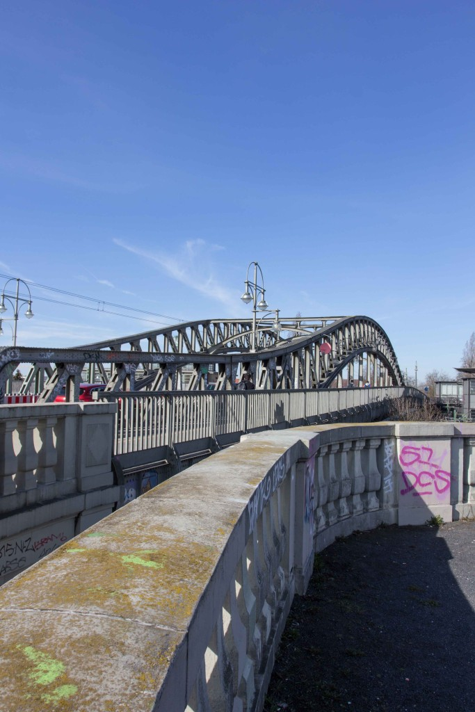 Ponte di Bösebrücke Foto di @dvdprtto
