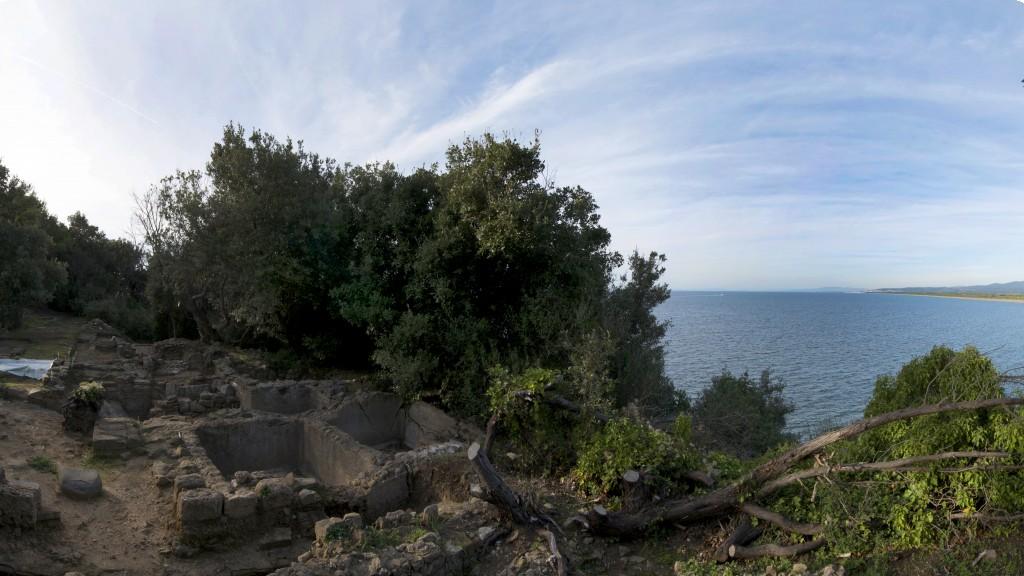 Il Parco di archeologia condivisa (PArCo) di Poggio del Molino, foto di Filippo Fior