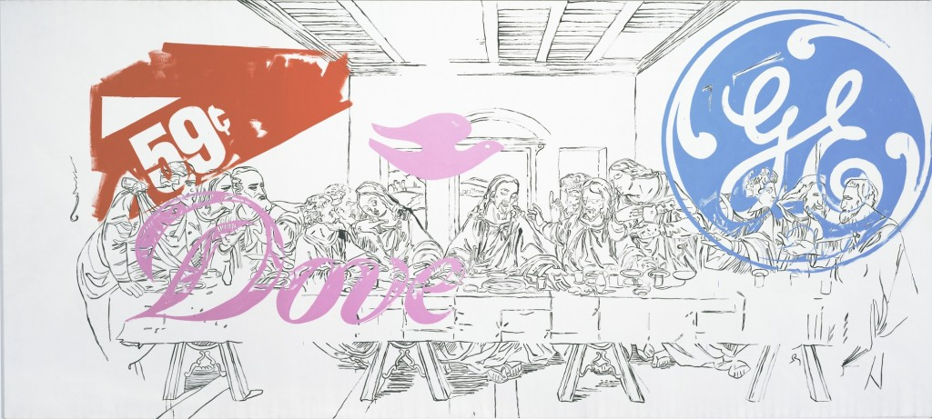 Andy Warhol The Last Supper 1986