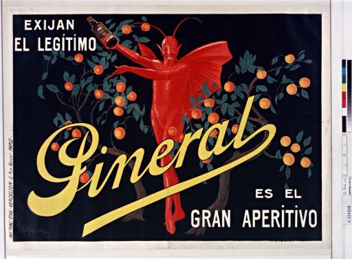 Exijan el legitimo Pineral aperitivo : [affiche] / [Leonetto Cappiello]